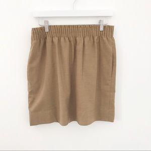 J. Crew Factory   Sidewalk Mini Skirt